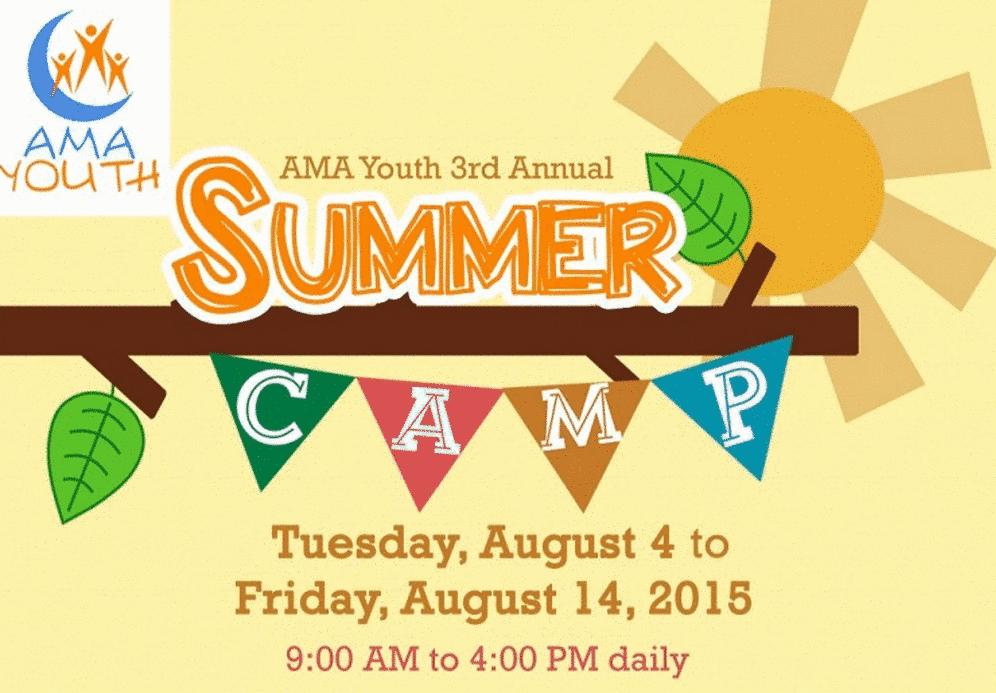 Deadline To Register For Summer Camp For Boys And Girls
