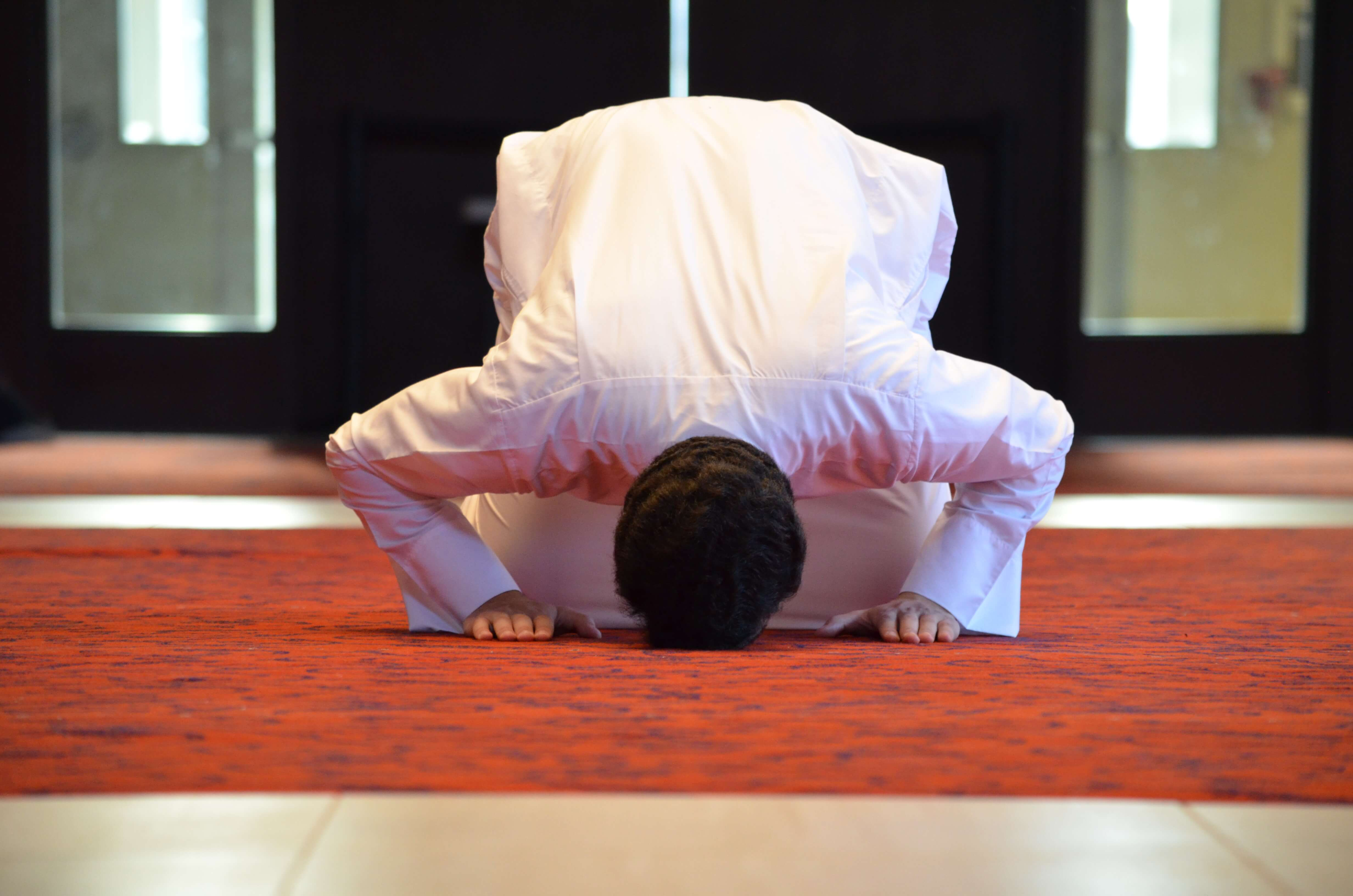 Chapter 7 - Common Mistakes in Salah - Masjid ar-Rahmah | Mosque of
