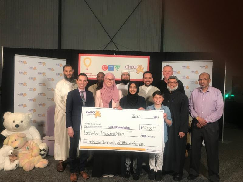 ama centre supports cheo telethon 2019