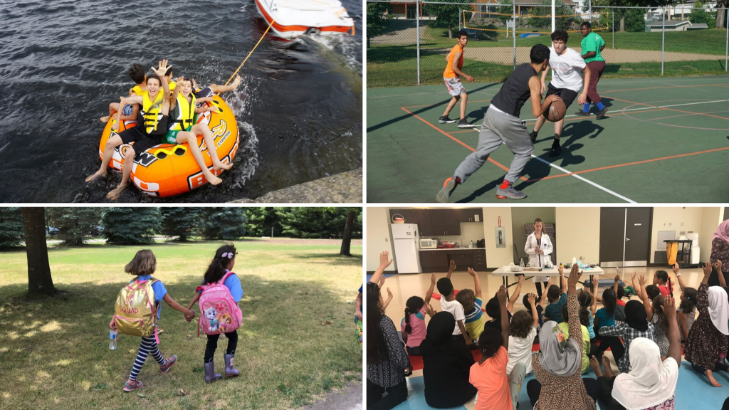 ama community centre summer camp 2019