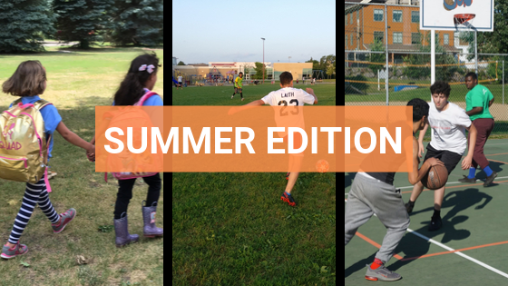highlights from our community summer 2019